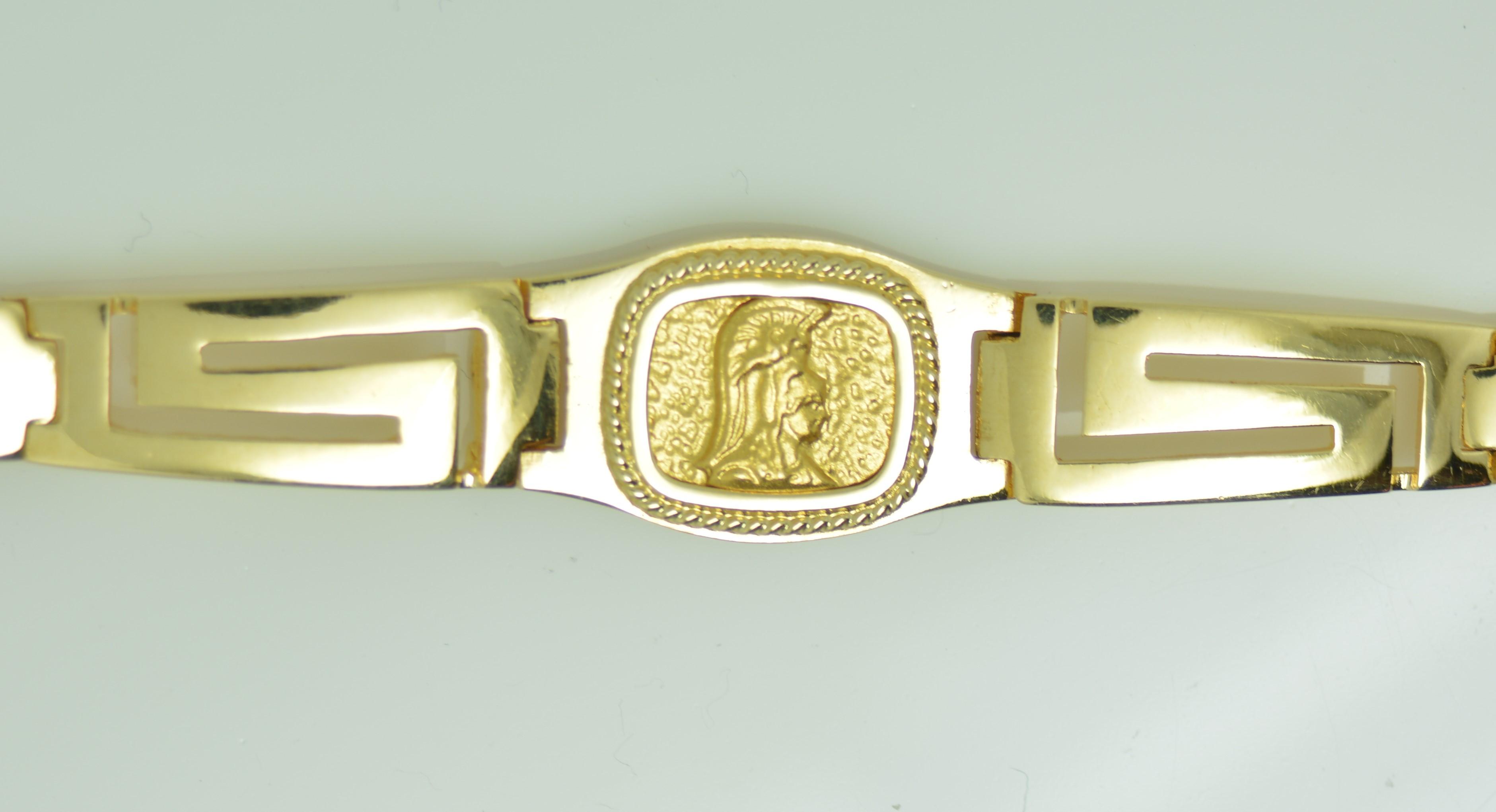 """Meander""  bracelete70"