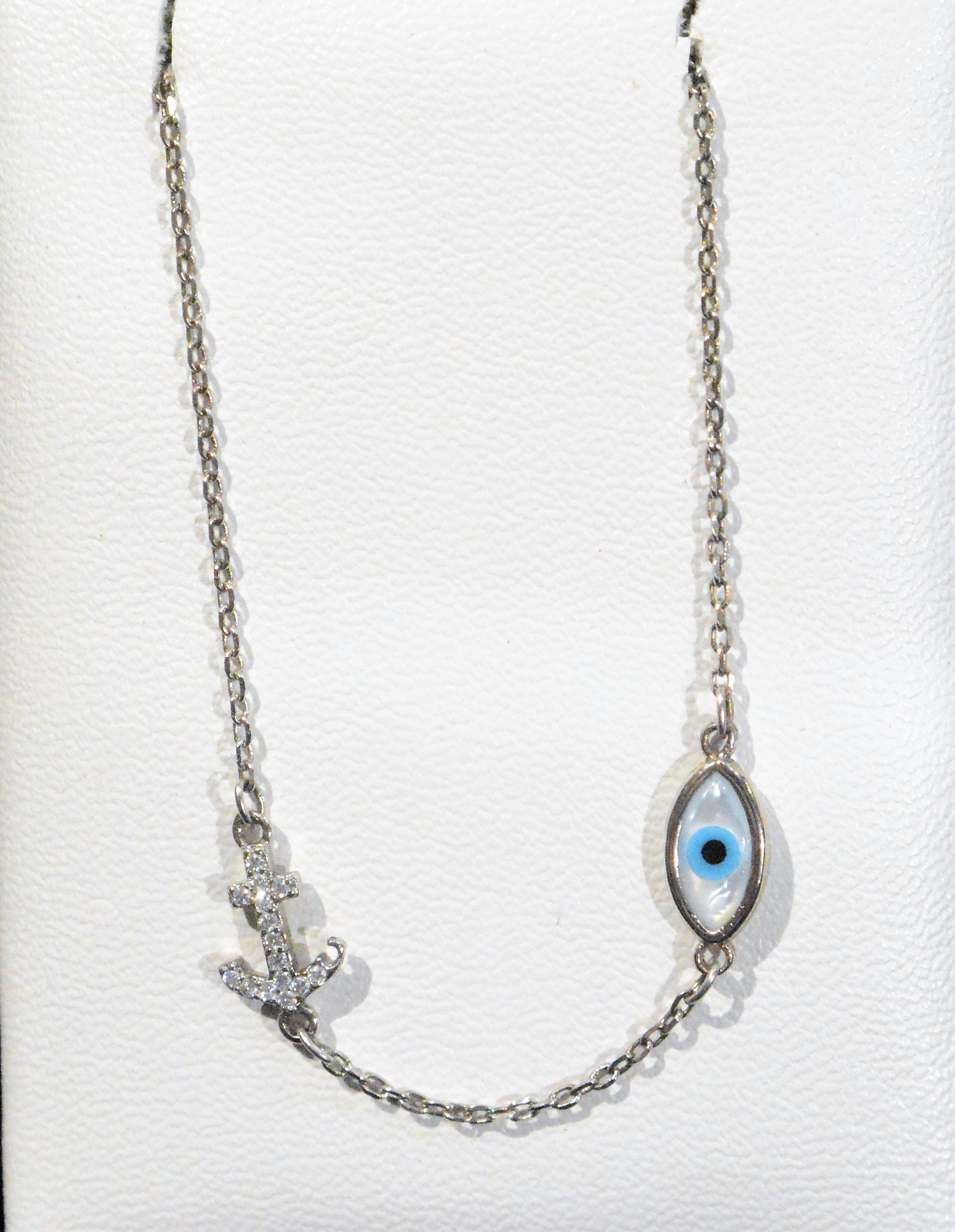 Eye  necklace 310