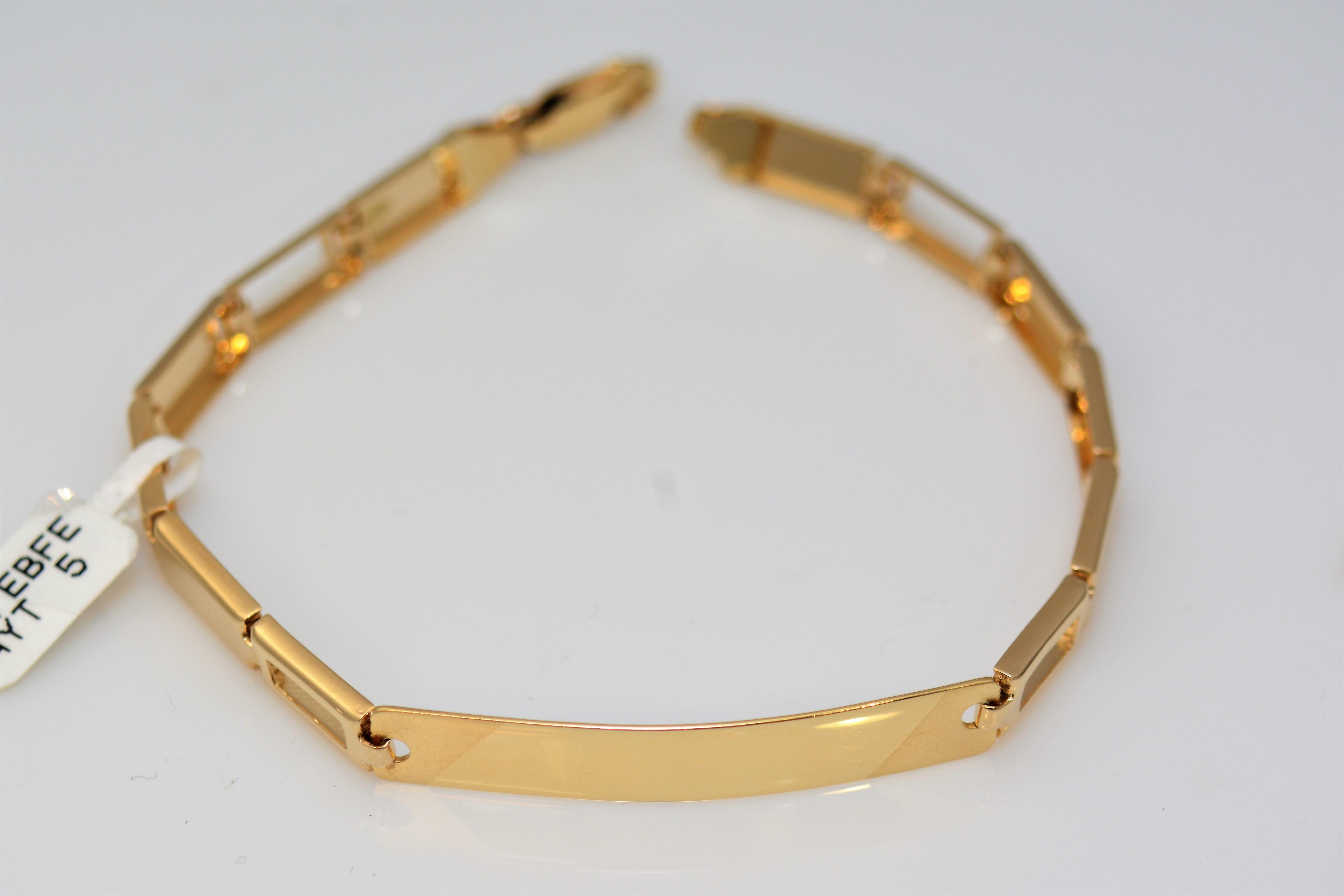 Identity bracelet   No5