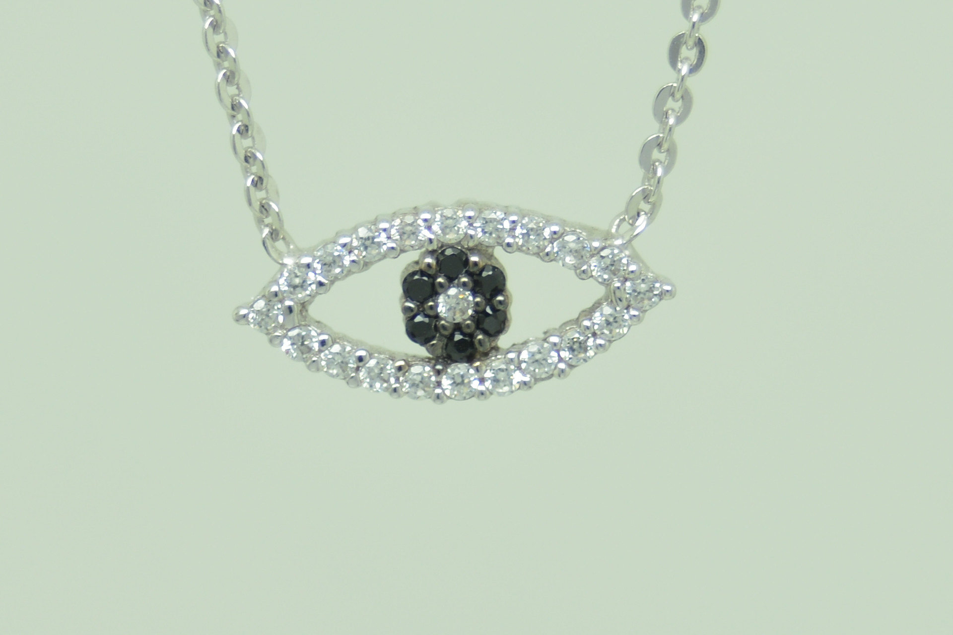 Eye Necklace No110