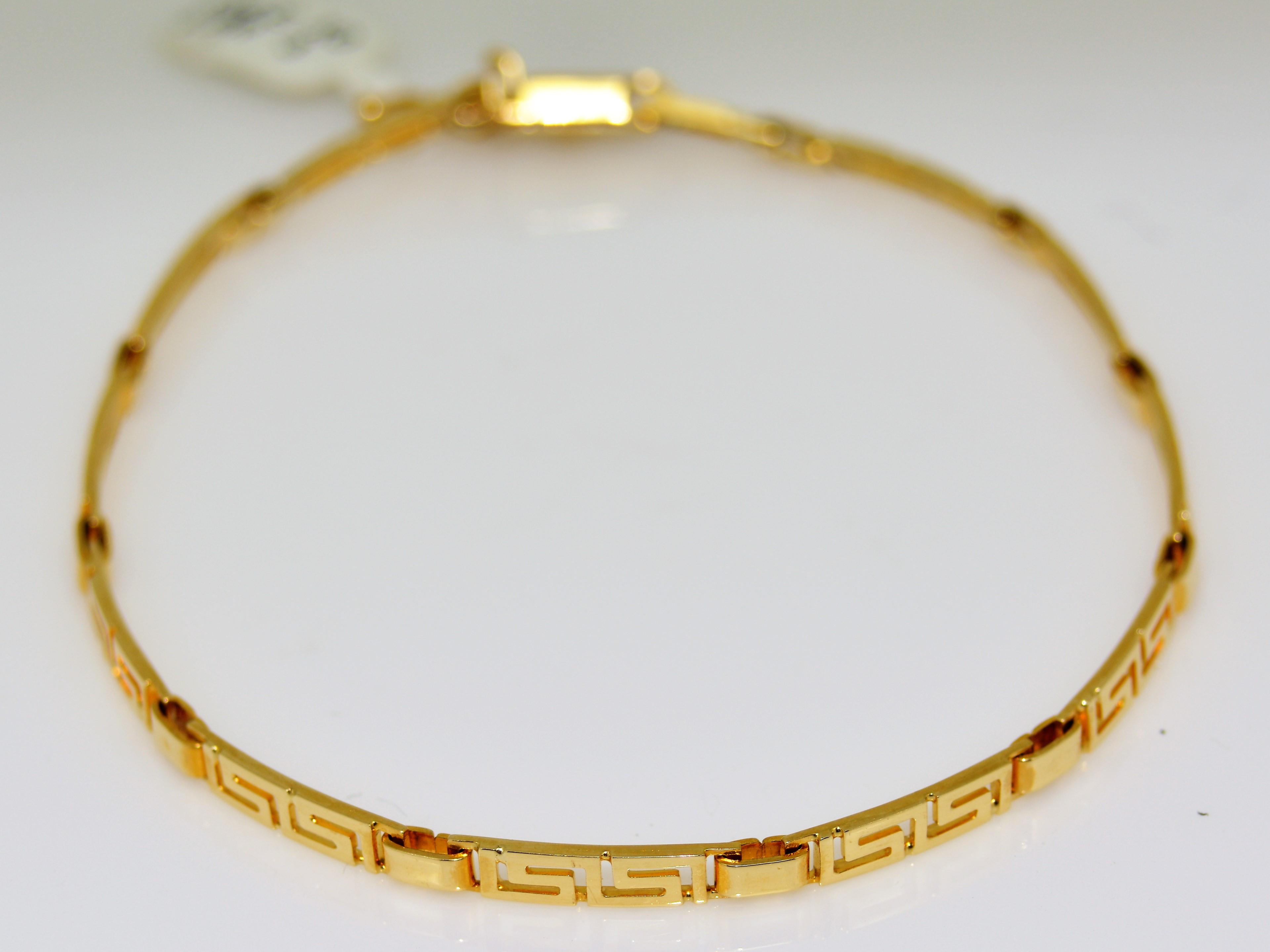 """Meander""  bracelete3"
