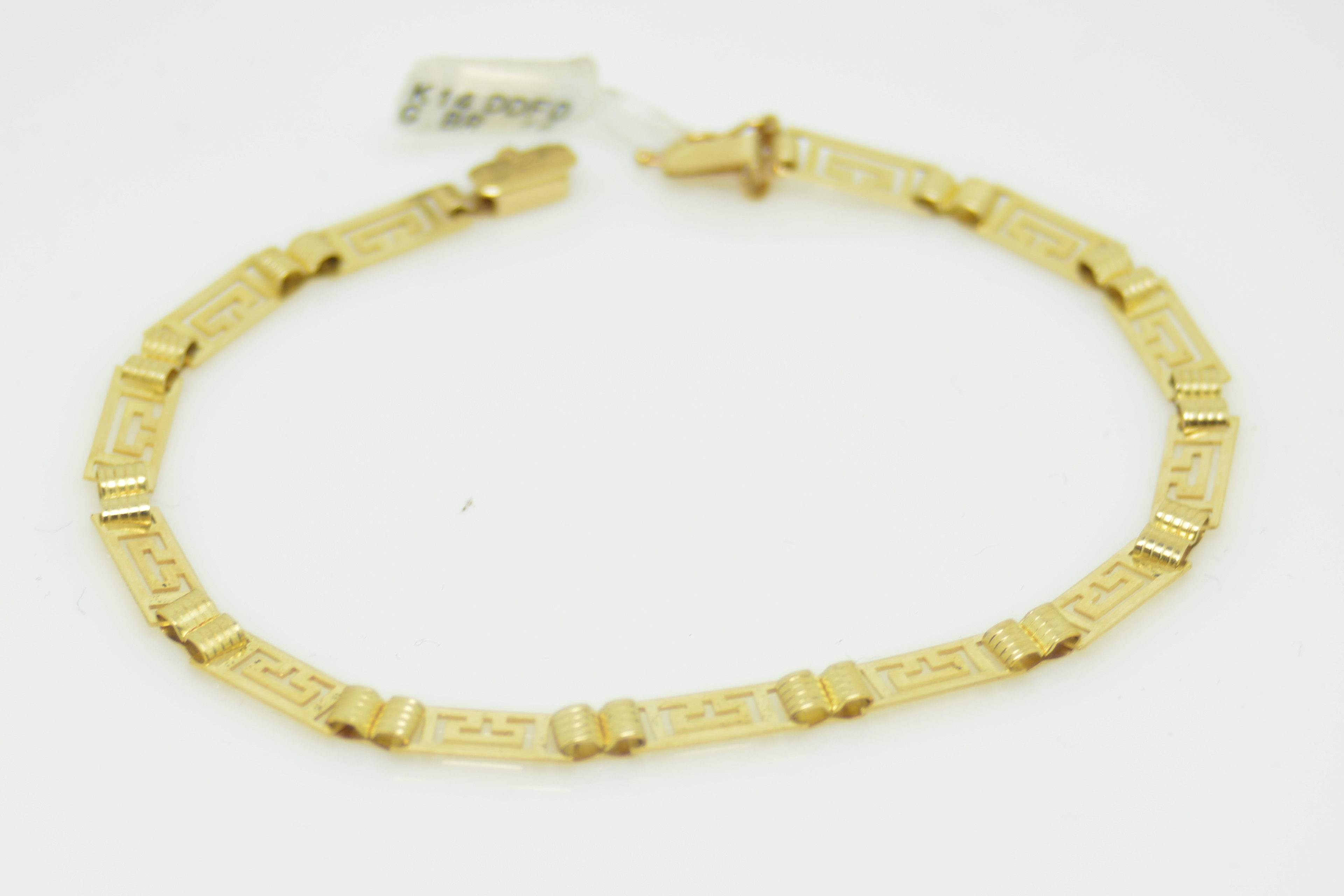 """Meander""  bracelete14"